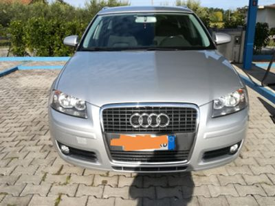 usata Audi A3 3ª serie - 2008