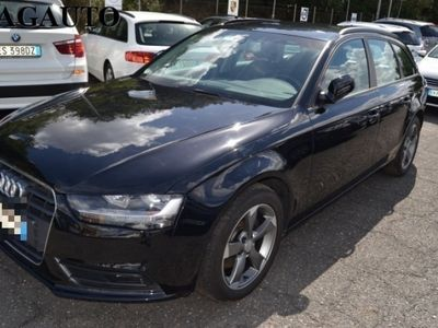 usata Audi A4 A4Avant 2.0 TDI 150 CV multitronic Advanced