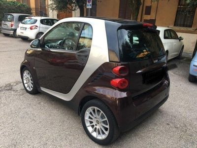 usata Smart ForTwo Coupé 1000 52 kW MHD pulse