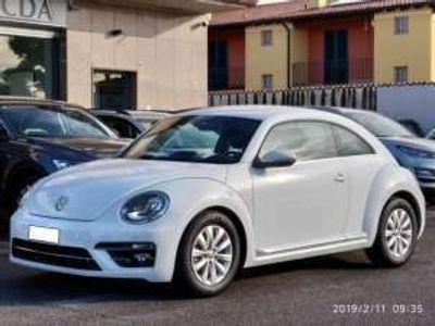 used VW Maggiolino 2.0 tdi design bluemotion technology diesel