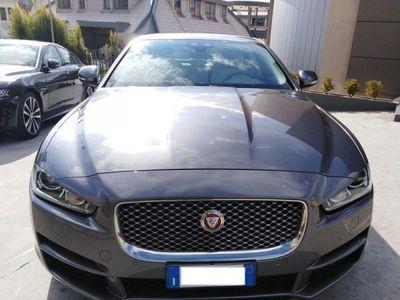 usata Jaguar XE 2.0 D 180 CV AWD aut. Portfolio