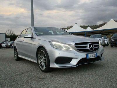 usata Mercedes E250 CDI 4Matic Premium Sport Pack Amg