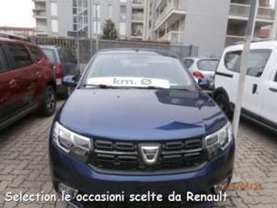 usata Dacia Sandero Streetway 1.0 SCe 75 CV S&S Comfort Benzina