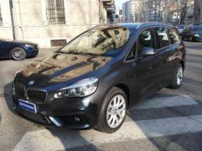 usata BMW 220 Gran Tourer d Luxury navi-automatic-7 posti