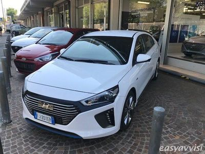 used Hyundai Ioniq 1.6 hybrid dct comfort aziendale elettrica/benzina