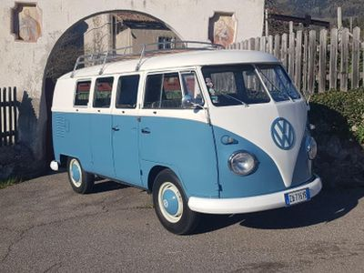 used VW T1 VwBus Kombi pulmino del 1962