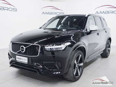 begagnad Volvo XC90 D5 AWD Geartronic R-design