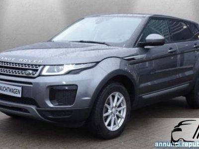 brugt Land Rover Range Rover 2.0 TD4 150 CV 5p. *** garanzia 24 mesi *** Roma