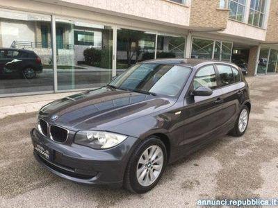 used BMW 120 Serie 1 (E87) cat 5 porte Eletta DPF