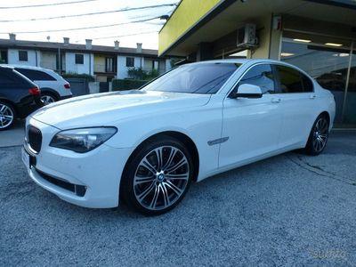 usata BMW 740 d xDrive Eccelsa