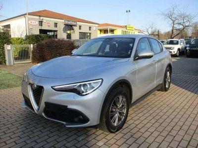 usata Alfa Romeo Stelvio 2.2 210Cv AT8 Q4 Executive - NAVI/Portell. Elett.