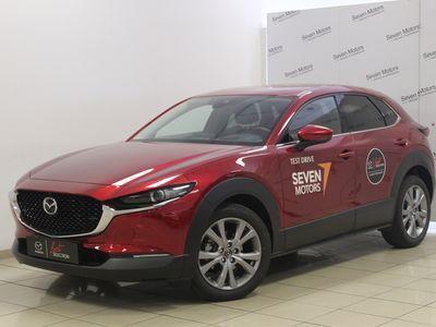 usata Mazda CX-30 1.8L 116CV Skyactiv-D AWD MT - Exceed