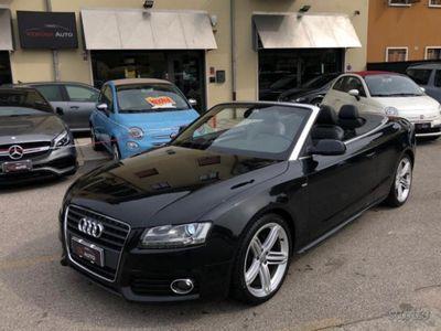 usata Audi A5 Cabriolet 2.0 TDI S-Line 170 CV