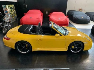 usata Porsche 911 Carrera Cabriolet 997 911 MANUALE