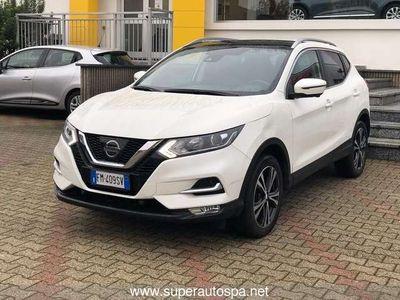 usata Nissan Qashqai 1.5 dci N-Connecta 110cv