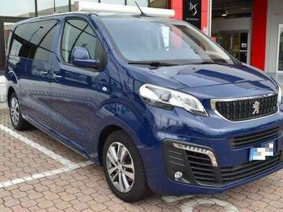 usata Peugeot Traveller BlueHDi 180 S&S EAT8 M Allure