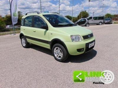 begagnad Fiat Panda Cross 1.3 MJT 16V 4X4 anno 2006, adatta neopatentati, manutenzione curata