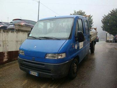 usata Fiat Ducato 14 2.8 TD PL-DC Cabinato