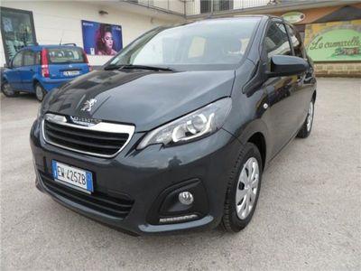 usata Peugeot 107 -
