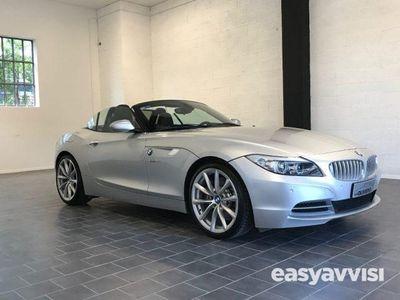used BMW Z4 sdrive35i unico proprietario navi pelle benzina