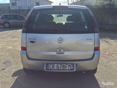 brugt Opel Meriva 1.7 del 2004