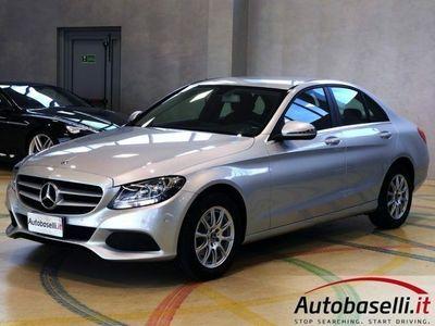 usata Mercedes C180 BT AUTOMATIC BUSINESS 116CV