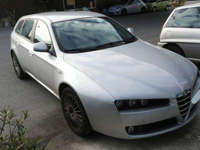 used Alfa Romeo 159 1.9 benzina sw buone condizioni