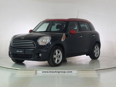 begagnad Mini Cooper D Countryman 1.6 ALL4