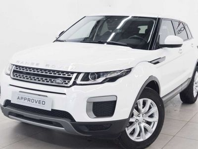 usado Land Rover Range Rover evoque 2.0 TD4 180 CV 5p. SE 4WD