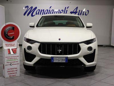 usata Maserati GranSport Levante V6 Diesel 275CV AWDCertificazione Km