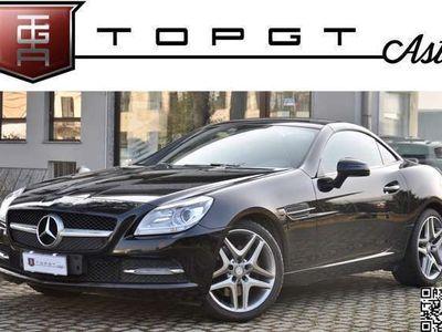 usata Mercedes SLK250 cdi 204cv SPORT aut. PERMUTE