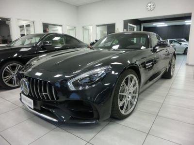 usata Mercedes AMG GT ufficiale mercedes - impeccabile