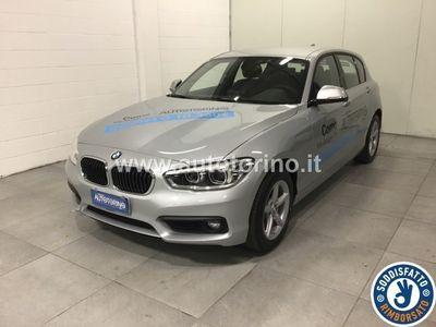 brugt BMW 118 SERIE 1 (5 PORTE) D XDRIVE 5 PORTE ADVANTAGE