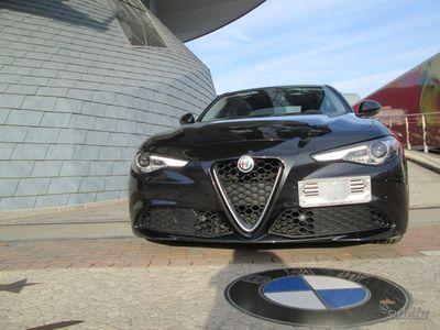 gebraucht Alfa Romeo Giulia 2.2 180cv AT8 Super PELLE-NAVI
