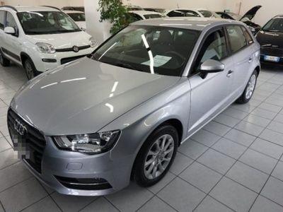 gebraucht Audi A3 SPB 1.6 TDI clean diesel S tronic Business