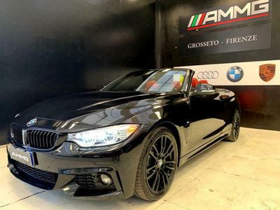 usata BMW 430 Serie 4 Cabrio(F33) Msport Performance (459) gr