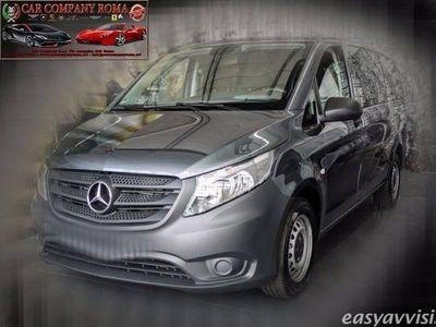 usata Mercedes Vito 1.6 111 cdi pc mixto compact diesel monovolume grigio chiaro