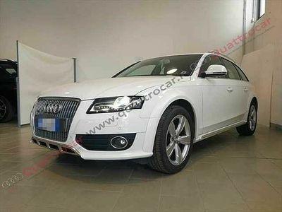 usata Audi A4 Allroad 2.0 TDI 177 CV Advanced del 2011 usata a Pistoia