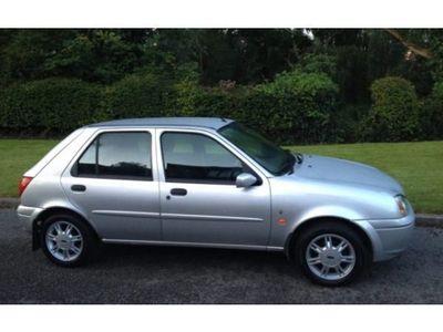 used Ford Fiesta 1.2 16V 5p. Ghia
