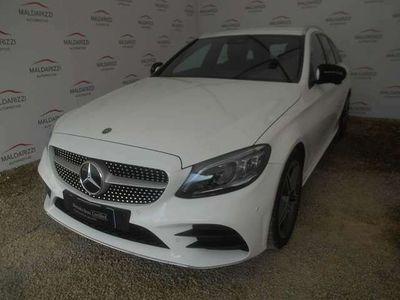 usata Mercedes C220 (W/S205) d S.W. Auto Premium