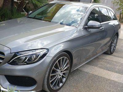 usata Mercedes C200 d S.W. Auto Premium Plus