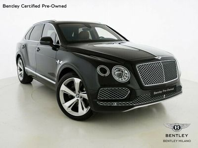 usata Bentley Bentayga W12 - Milano - List price 256.245