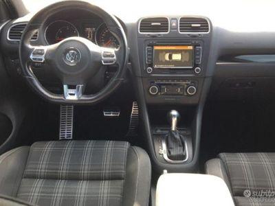 usata VW Golf VI Golf 2.0 TDI 170CV DPF DSG 5p. GTD