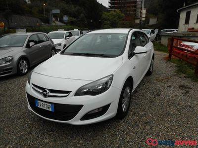 usado Opel Astra 1.7 CDTI 110CV Sports Tourer Busin