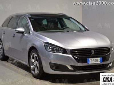 used Peugeot 508 BlueHDi 180 EAT6 S&S SW Allure