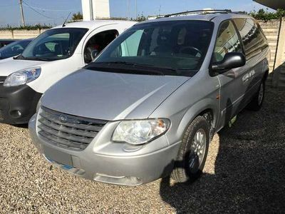 usata Chrysler Voyager 2.8 crd SE MOTORE ROTTO