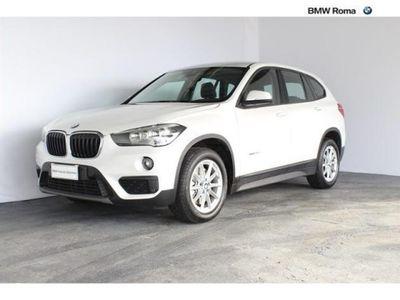 usata BMW X1 sDrive20d Advantage