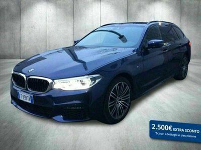 usata BMW 530 Serie 5 530 d Touring xdrive Msport 265cv auto