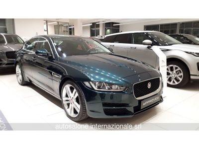 usata Jaguar XE (X760) 2.0 D 180 CV aut. Portfolio