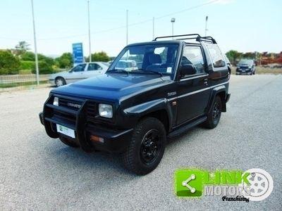 used Daihatsu Rocky 1.6i Resin-top Full-time DX, anno 1993, manutenzione curata, imp. METANO